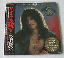 Joe Perry-once a Rocker Always A Rocker Japon SHM MINI LP CD OBI Nouveau UICY - 94448