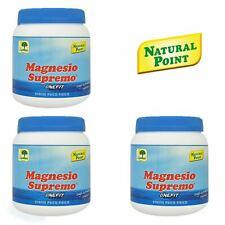 Magnesio Supremo Natural Point Confezione 3 x 300 g - 900 g