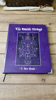1st Ed, No. 4 of 44 - The Collected Writings of S. Ben Qayin - Occult Necromancy