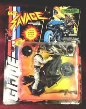 "G.I. Joe SGT Savage Urban Attack Dynamite Speed Burnin"" Attack Cycle"