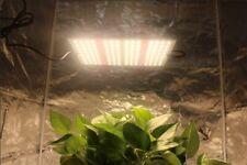 Fogro65 3000k 60w LED Grow light Quantum board Meanwell OWA60E48 Samsung LM301B