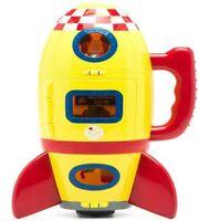 Peppa Pig de Peppa Nave Espacial Cohete Parque Infantil & Peppa Mini Figura