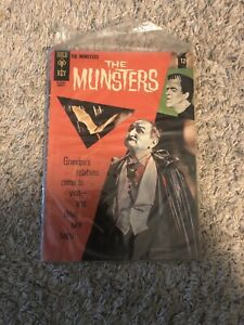 1965 The Munsters Gold Key #5 Comic Book