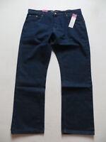 HERO Medoox BIG PHOENIX Stretch Jeans Hose W 42 /L 32, NEU ! Dark Indigo Denim !