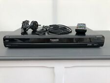 Panasonic DMR-EX769 HDD/DVD FREEVIEW RECORDER With All Leads