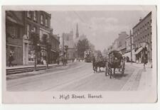 More details for high street barnet 1911 rp postcard hertfordshire london 792b