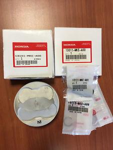 pistone originale Honda CRF450R 2017 2018 13101-MKE-A00 OEM piston 17 18 genuine