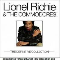 Lionel Richie & The Commodores - Very Best Greatest Hits Collection 2CD - Motown