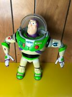 "BUZZ LIGHTYEAR 12"" Talking Action Figure Thinkway Toys Toy Story Disney/Pixar"