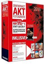 Franzis Grafikpaket Aktfotografie 2016