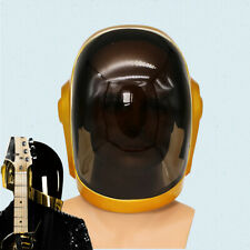 Daft Punk Helmet Replica Thomas DJ Comic Mask Cosplay Props Helmt Party XCOSER