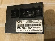 VW SEAT AUDI SKODA CENTRAL LOCKING CONVENIENCE MODULE ECU 1K0959433BT