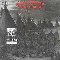 Neil Young & Crazy Horse Broken arrow (1996) [CD]