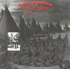 Neil Young & Crazy Horse Broken arrow (1996) [CD]