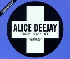 Alice Dee Jay back in my life (Hitradio MIX/thrillseekers Remix, 1999.. [Maxi-CD]