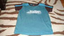 BOUTIQUE KARTOONS KATALOONS 6 4/5 BLUE CAR SHIRT