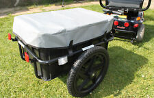 Towing Trailer For Mobility Scooter Rear Cargo X Large Tow Transport Attachment