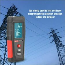 Digital EMF Tester Elektromagnetisch Feld Strahlungsdetektor Meter 5Hz-3500 MHz