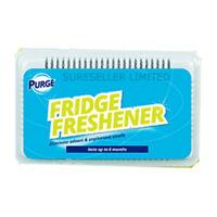 Fridge Fresh Deodoriser Air Freshener Kitchen Smell Odour Refrigerator Clean