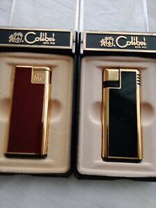 Vintage COLIBRI Cigarette Lighter Inc Boxed, Moletric
