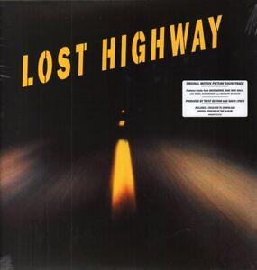 LOST HIGHWAY: ORIGINAL MOTION PICTURE SOUNDTRACK Various Artists DOUBLE LP VINYL