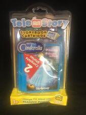 (CA) Jakks Pacific: TeleStory Disney Cinderella Storybook Cartridge W/2 Stories