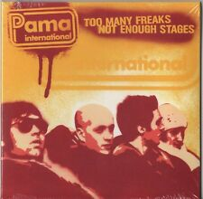 Pama International - Too Many Freaks Not Enough Stages (Rockers Revolt CD 2010)
