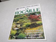 CA1 SUPER GUIDE MON JARDIN MA MAISON naturelle coloree decorative la rocaille *