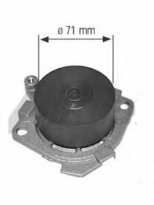 Protex Water Pump FOR VOLVO 260 P262 (PWP8010)