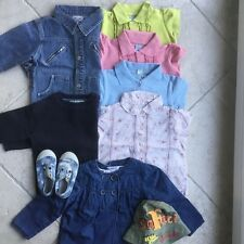 Ensemble lot fille 1,5-3 ans