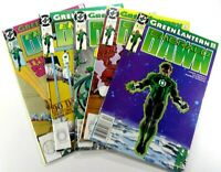 DC GREEN LANTERN EMERALD DAWN (1989) #1 3 5 + II #1 6 Lot VF - VF/NM Ships FREE!