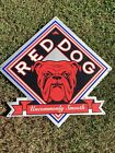 Red Dog Beer Tin Sign, Collectible Red Dog Tin Sign
