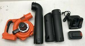 Black and Decker LSWV36 Lithium Sweeper Vacuum KIT 36V, N, M