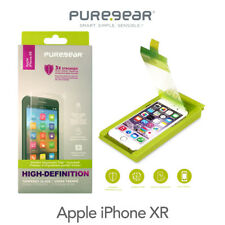 PureGear HD Tempered Glass Self Aligning Tray for Apple iPhone XR