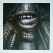 ELP IX signed limited edition fine art print signed by H.R. Giger of 495-NEW