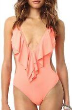 O'Neill Salt Water Solids One-Piece Swimsuit PIN Size SMALL S $68 ONeill Swim