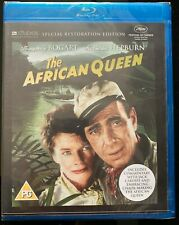 The African Queen (blu-ray) New! Oop, rare Uk region B (read!). Free shipping.