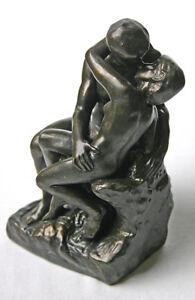 Rodin Statue - Pocket Art The Kiss 9cm PA02RO