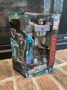 "Transformers - Megatron, Earthrise War For Cybertron, 7"" Figure Voyager Class"