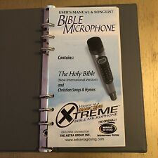 ENTER TECH MAGIC SING XTREAM VERION 10.0 MIC KARAOKE Song Book & User's Manual