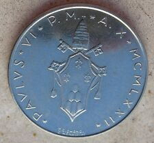 50 Lire  Città del Vaticano Paolo VI - SPL /FDC  - n. 890