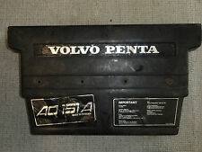 AQ151 A Volvo Penta 2.3 4 Cylinder Dual Carburetor Cover 184 275 Outdrive