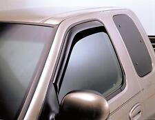 Auto Ventshade In-Channel Ventvisor Deflectors 192011