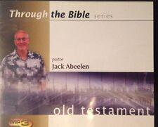 Through The Bible Series - Old Testament MP3! Pastor Jack Abeelen! CD Set! T22