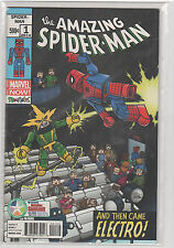 Amazing Spiderman Volume 3 #1 Diamond Summit retailer Lego variant 9.6