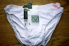 Ladies Knickers Briefs by Dim 5 pairs Microfiber medium free postage to UK