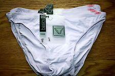 Ladies Knickers Briefs by Dim 5 pairs Microfiber medium free postage to UK