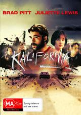 Kalifornia DVD Brad Pitt Juliette Lewis R4