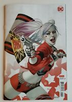 Harley Quinn #57 1st App of Mirand'r Variant Cover by Julian Tedesco DC Comics