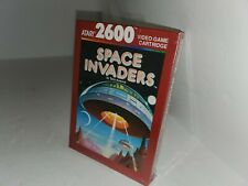 NEW FACTORY SEALED W/CREASE SPACE INVADERS GAME PAL BROWN VER FOR ATARI 2600 A5